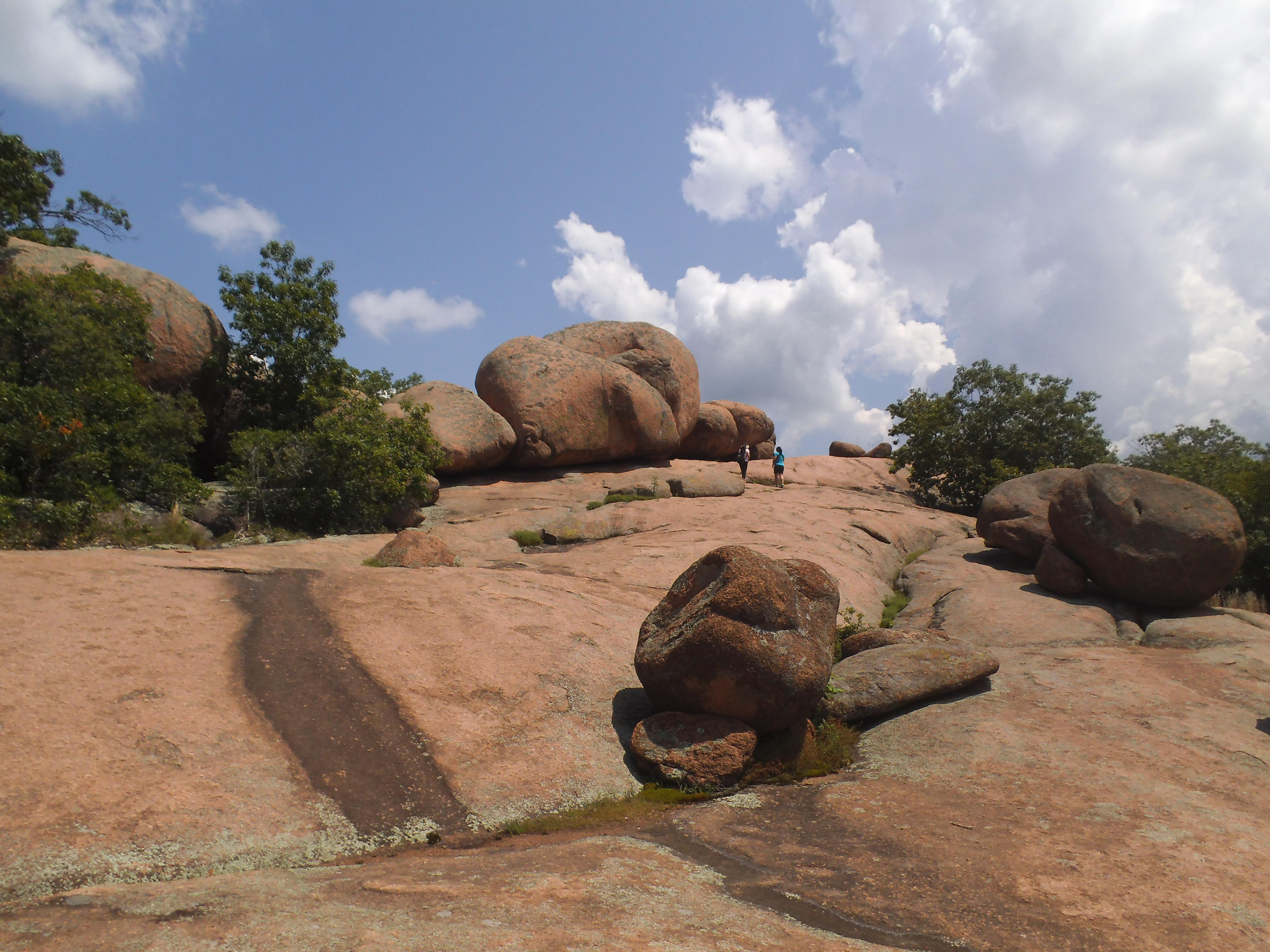 Missouri Red Granite : Nature s playground in missouri elephant rocks state park