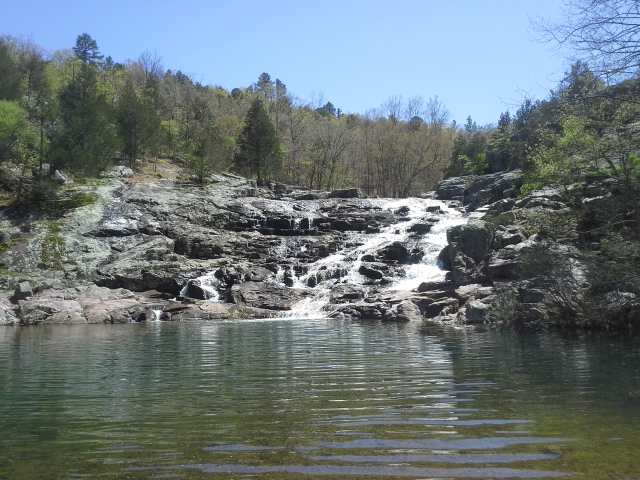 Put This One On Your List Rocky Falls Ozark National