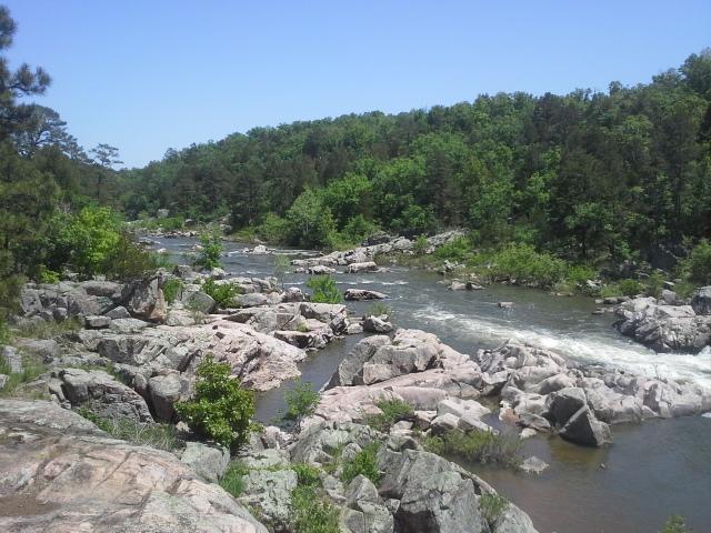Missouri Whitewater Millstream Gardens Conservation Area