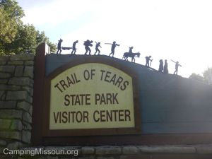 Trail of Tears State Park 258