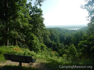 Trail of Tears State Park 310