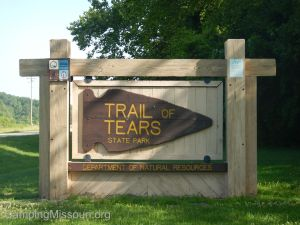 Trail of Tears State Park 315